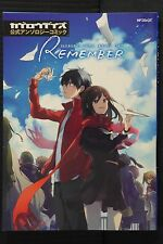 JAPAN Kagerou Project / Kagerou Days Official Anthology Comic -Remember-