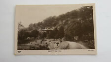 1910s Vintage Postcard Compstall Hall Compstall Stockport Cheshire Grenville