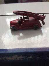 Vintage Lesney Dennis Fire Engine No 9