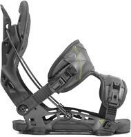 Flow NX2 Snowboard Bindings Mens Sz XL (11-14) Black