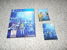 Limited Run #77 Lili Limited Edition Trading Cards New Sealed Region Free PS4