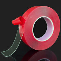 Waterproof Strong Transparent Double-Sided Adhesive High Temperature Resistance