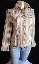 Street One hübsche Stretch Bluse Hemd S 36 TOP