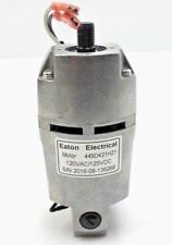 EATON BREAKER CHARGING MOTOR 449D431H21 NEW Westinghouse 120vac/125vdc DC Charge