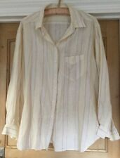 St Michael Cotton Shirt Size 18