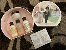 Philosophy Here Comes The Bride Gift Set New