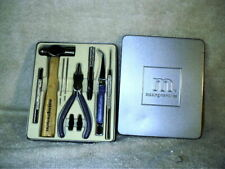Making Memories Craft Scrapbooking 10 Piece Tool Kit In Tin Case Gently Used