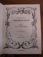 A. Manzoni I PROMESSI SPOSI illustrata da G. De Chirico  Palazzi edit. 1964