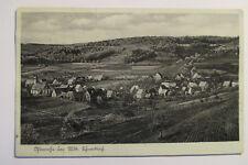 Ansichtskarte Osternohe Schnaittach Nürnberg 1953 Landpoststempel Pegnitz