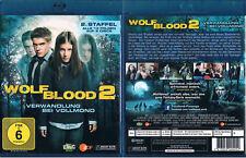 WOLFBLOOD - VERWANDLUNG BEI VOLLMOND - Staffel 2 --- Blu-ray --- Fantasy-TV ----