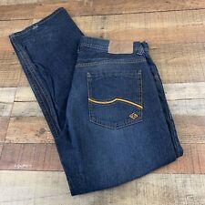 ENYCE Men's Blue Jeans Sean Combs Tag Sz 36 Dark Wash Loose fit