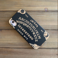 OUIJA BOARD WOOD PHONE CASE INCLUDES SCREEN PROTECTOR FOR iPhones 11, XR, PLUS