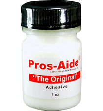 Pros-Aide Adhesive Makeup Appliance Halloween Theatrical Liquid Glue Special Fx