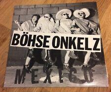 "Böhse Onkelz-méxico 12"" mini-LP (original vinilo, erstpressung)"