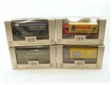 Collection of 4 Gilbow Exclusive First Editions diecast model delivery trucks