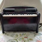Magnus Mini Tabletop Electric Organ 1510 Harmonica Bakelite VGC Works