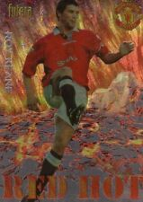 Manchester United 1998 Football Trading Cards