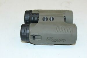 Sig Sauer Kilo3000BDX Laser Range Finding Binocular 10x42mm SOK31001 | OD Green