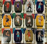2020-21 Panini NBA Hoops ROOKIE Lot of 12 - No Dupes - Pritchard, Williams +++