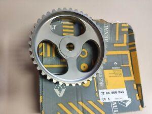 PULEGGIA DENTATA ALBERO A CAMME SCARICO RENAULT CLIO 1.9D ORIGINALE 7700866844
