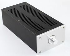WA46 Aluminum enclosure Preamp chassis Tube amplifier case/box size 310*148*92mm