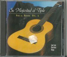 Su Majestad El Tiple Por El Mundo Volume 2 Latin Music CD