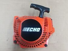 ECHO CS490 chainsaw, recoil pull starter, OEM