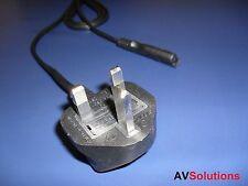 2 Metres - Mains Power Cable for Bang & Olufsen B&O (Black)