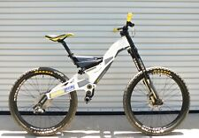 """2007 GT Racing DHi Team Issue Downhill Bike 26"""" Full Suspension Almost Complete"""