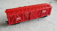 HO Scale Life Like Swift Live Stock Express Stock Car SLXS 72221