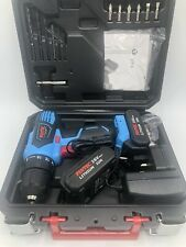 16v Drill Set With 2 Batteries And Bits