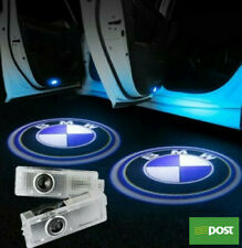 2X BMW LED Car Door Logo Courtesy Laser Welcome Lights Projector Shadow Lamps