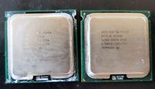 Set of 2 x Intel Xeon E5420 SLANV 2.5 GHz Quad-Core Processor