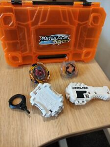 Official Beyblade BURST BEY BLADE Launcher Storage Box