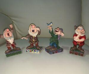 Disney Showcase Collection 4/7 Dwarfs Snow White