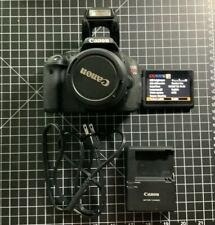 Canon EOS Rebel T3i / EOS 600D 18.0MP Digital SLR Camera - Black (Kit w/ Lens)