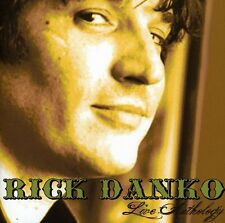 Live Anthology - 2 DISC SET - Rick Danko (2011, CD NEUF)