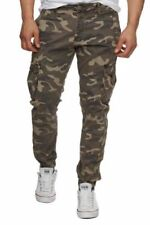 Camouflage Regular Size 30L Trousers for Men
