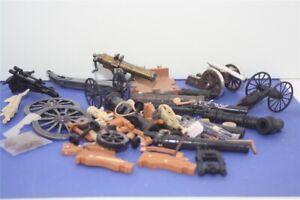 70134 Bastelkonvolut Elastolin u.a. 7cm Sammeliguren, Indianer, Wild West u.a.
