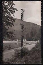 109 P AK  Ansichtskarte    Die Nachsperre  der  Okertalsperre  im  Harz