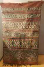 Antik original  handgeknüpfter Marokkanischer Wolle Berber Teppich 160 X 96 cm