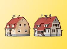 Kibri 36782 Z Gauge Settlement House from the 20ER Years, 2 Pcs #