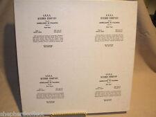 Aureliano in Palmira Rossini A.N.N.A.-1053 Parts 1 - 4  NM / VG+