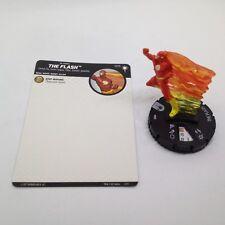 Heroclix DC Elseworlds set The Flash (Barry Allen) #005 Common figure w/card!