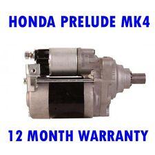 HONDA PRELUDE MK4 MK IV 2.0 2.3 1992 1993 1994 1995 1996 RMFD STARTER MOTOR