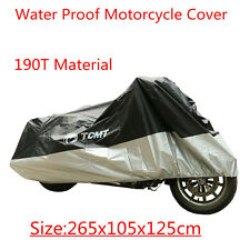 Motorcycle Scooter Cover For Kawasaki Vulcan 2000 Classic 1600 Mean Streak Nomad
