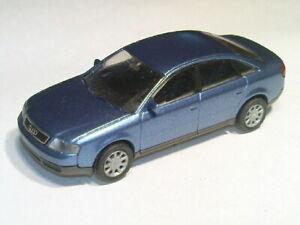 Rietze 1:87    Audi 100 Avant braunrot