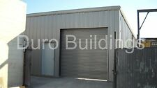 "DuroBEAM Steel 25x30x10 Metal ""Do it Your Self"" Garage Shop Building Kits DiRECT"
