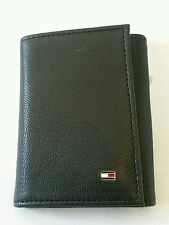 Tommy Hilfiger Bifold Wallets for Men with Photo Holder