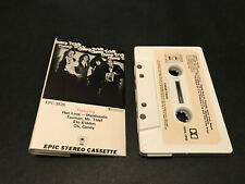 CHEAP TRICK 1977 AUSTRALIAN CASSETTE TAPE
